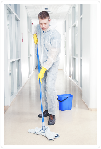 Commercial and Office Cleaning Service - Ft. Walton Beach, FL - Clean Solutions LLC
